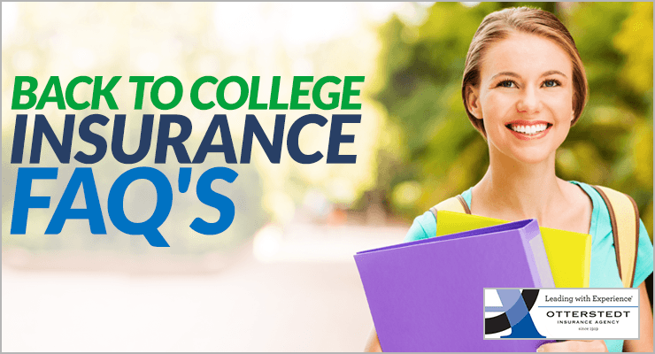 Back-to-College Insurance FAQs