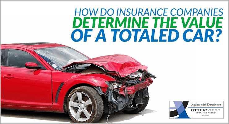 What Do Insurance Companies Use To Determine Car Value