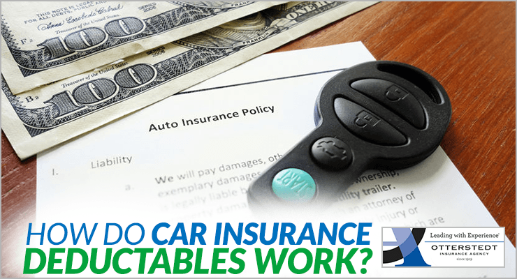 How Do Car Insurance Deductibles Work?   Otterstedt ...