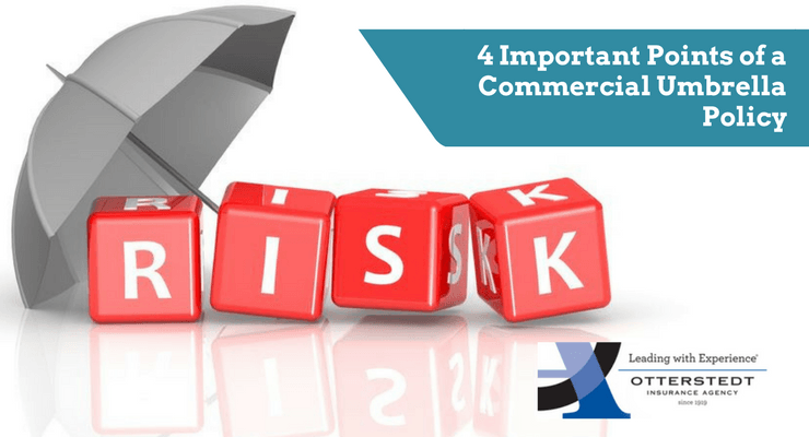 4 Important Points of a Commercial Umbrella Policy