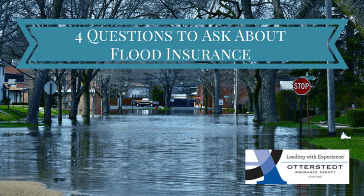 4 Questions to Ask About Flood Insurance
