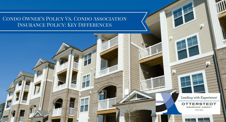 Condo Owner's Policy Vs. Condo Association Insurance Policy: Key Differences
