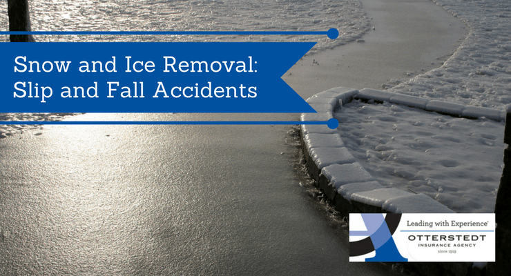 Snow and Ice Removal: Slip and Fall Accidents
