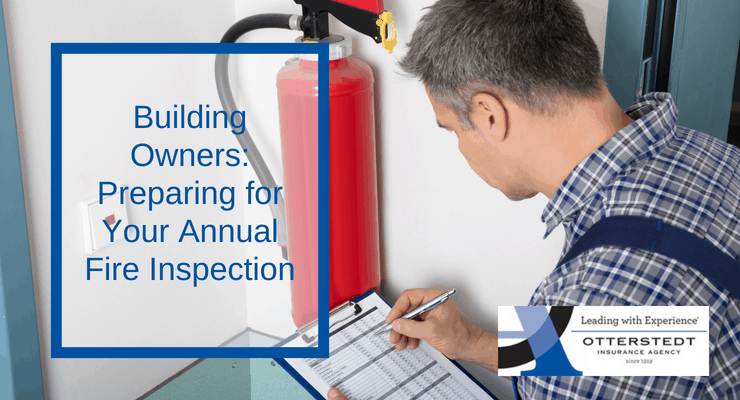 Building Owners Preparing For Your Annual Fire Inspection