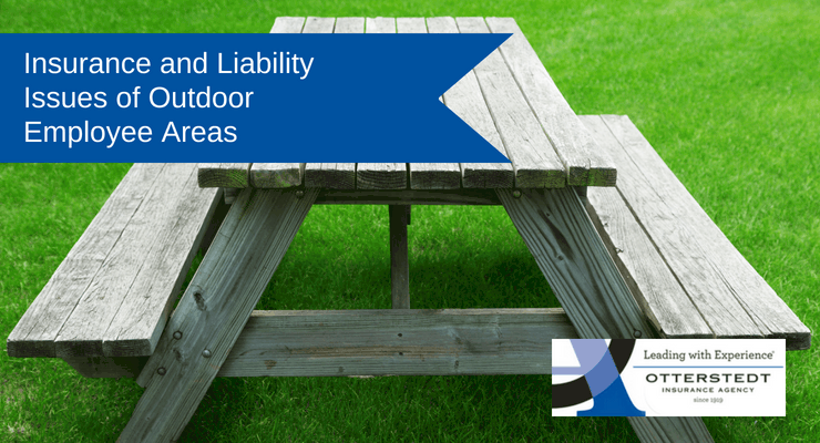 Insurance and Liability Issues of Outdoor Employee Areas