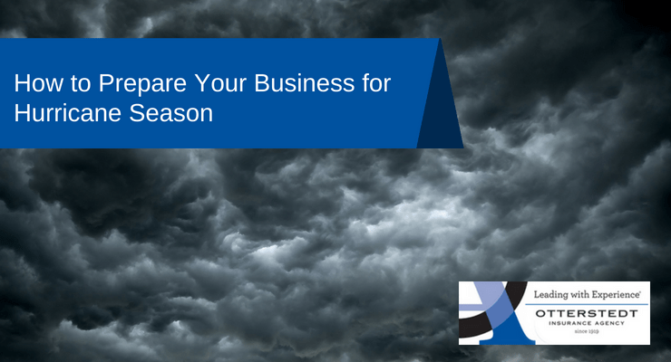 How to Prepare Your Business for Hurricane Season