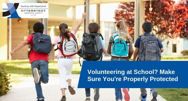 Volunteering at School? Make Sure You're Properly Protected