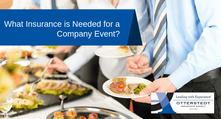 What Insurance is Needed for a Company Event