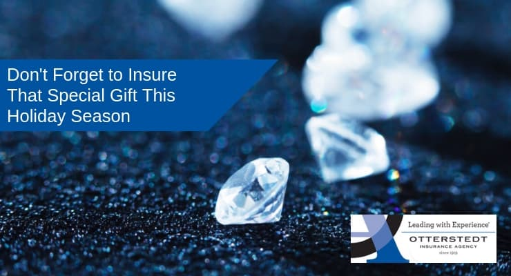 Dont Forget to Insure That Special Gift This Holiday Season