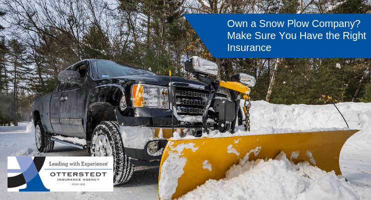 Own a Snow Plow Company? Make Sure You Have the Right Insurance