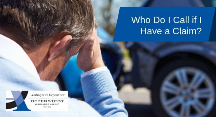 Who Do I Call if I Have a Claim?