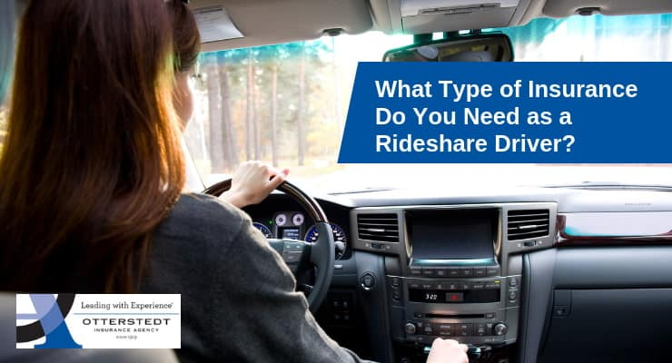 What Type of Insurance Do You Need as a Rideshare Driver?