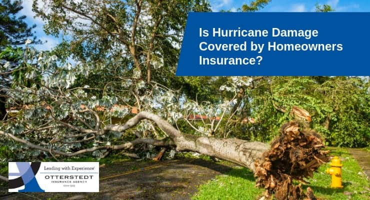 Is Hurricane Damage Covered by Homeowners Insurance?