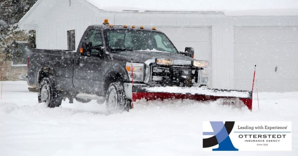 What is Snow Plow Insurance for a Contractor?