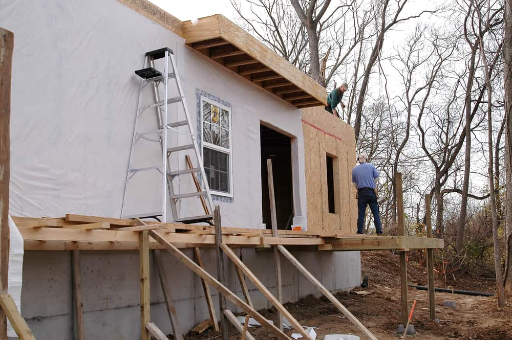 Before You Start a Remodeling Project Contact Your Insurance Agent