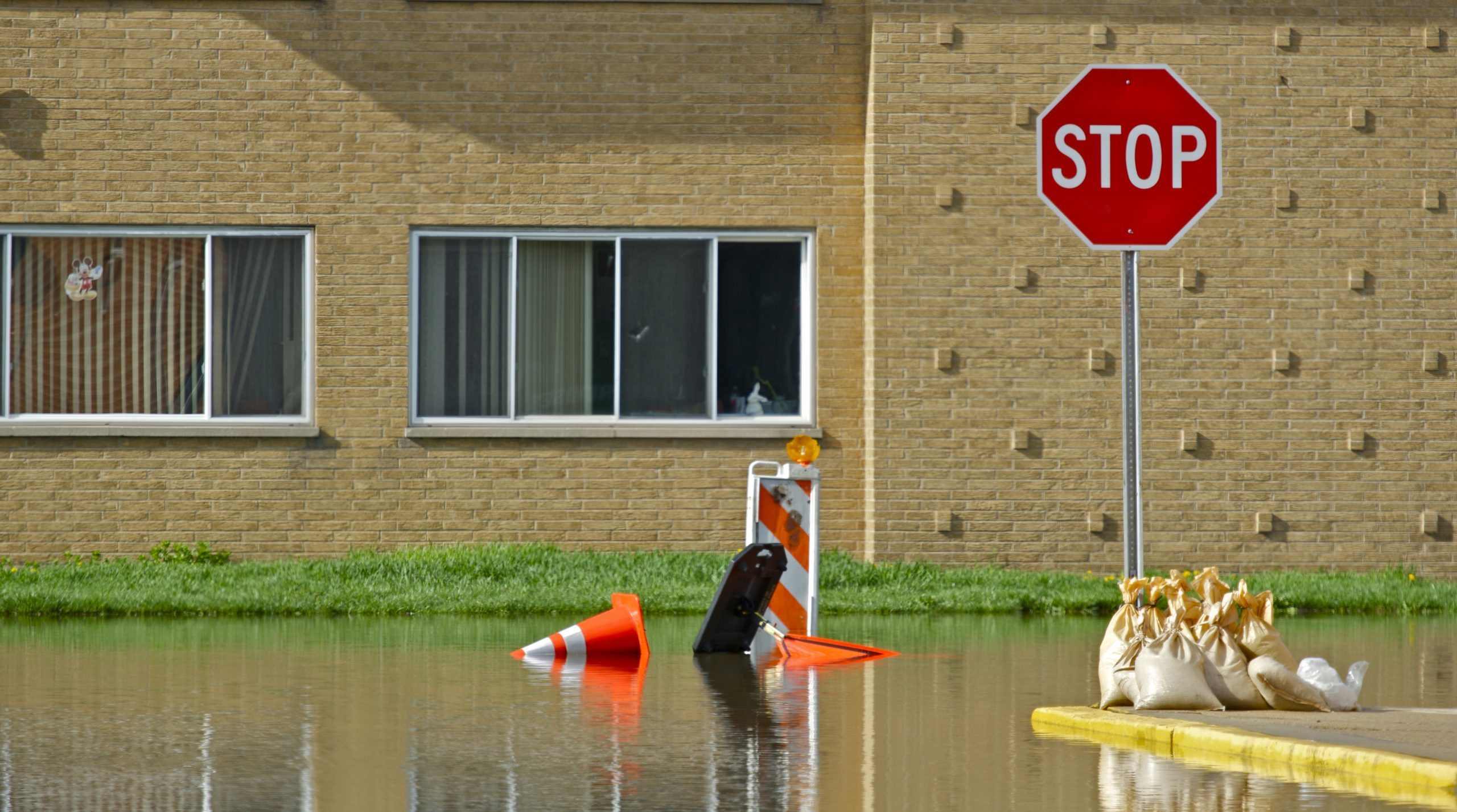 Does My Business Insurance Cover Flood Damage
